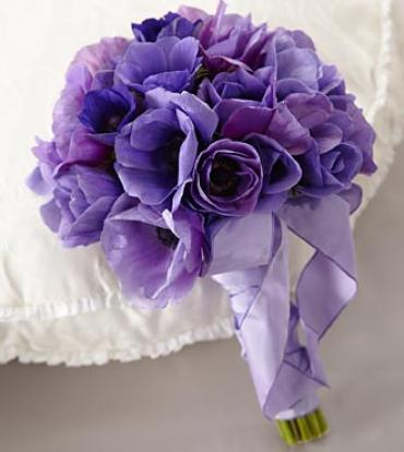 The Purple Passion™ Bouquet