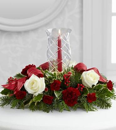 Holiday Wishes Centerpiece