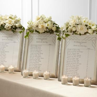 The Colonnade Frame Decor