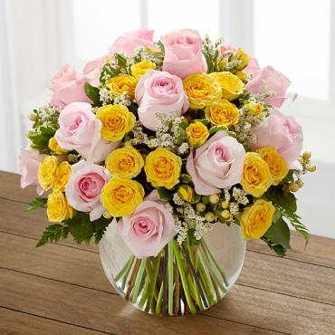 The Soft Serenade™ Rose Bouquet
