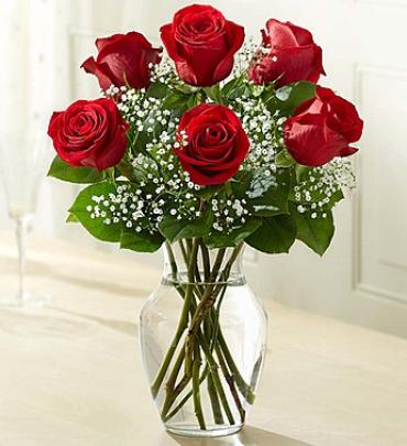 Love's Embrace™ Roses - Red